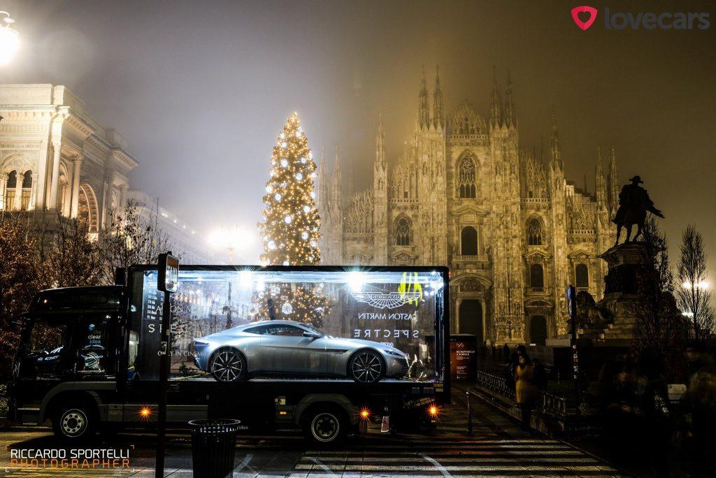 Aston Martin Spectre 007