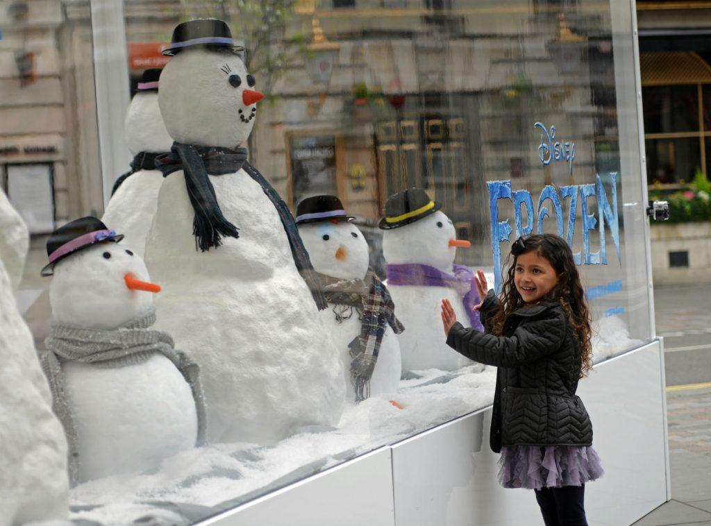 Adopt A Snowman